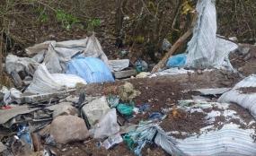 Zauważyłeś nielegalne składowisko odpadów? Zgłoś je przez specjalny formularz
