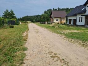 Przebudowa drogi gminnej w Nożynie
