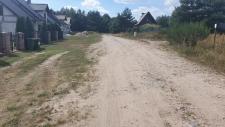 Budowa drogi osiedlowej w Nożynie