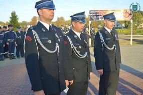 Odznaczenia dla strażaków z OSP Nożyno
