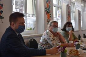 Spotkanie Seniorów w Nożynie