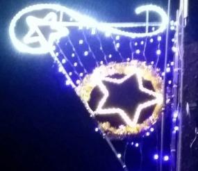 Nowe świąteczne iluminacje